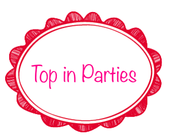 Woohoo !! Robyn O'Neill had the top in parties!!! With 4 parties!!! Excellent Job Robyn!