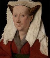 Portrait of Margareta van Eyck