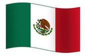 2.) Yo viajé a México.