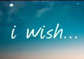 I Wish...-Wishes