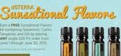 4 FREE Speciality Oils