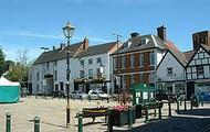 Atherstone Market Square