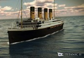 Come to the reboot launch of the famous Titanic