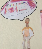 1st graders share their dreams