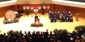 Morgan's Graduation from the University of Oklahoma