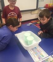 2nd Graders Take In School Field Trip