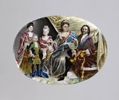 Peter the Great's Family