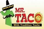 Celebrating Cinco de Mayo? Visit Mr. Taco!