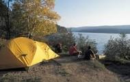 Fishing, camping