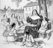 Roles of religious women