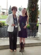Walter-Horn Outstanding Achievement Awards