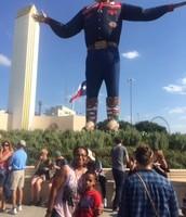 State Fair of Texas - Big Tex!