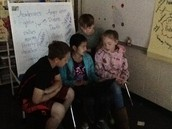 Working on World Hunger PBL!
