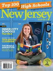 Just in case you haven't seen this...  NJ Monthly Article on Top 100 Schools