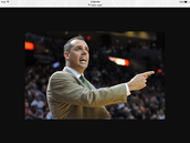 Head Coach: Frank Vogel