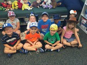 Hat Day!