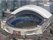 Rogers Stadium, home of the blue Jays, Raptors and Maple Leafs