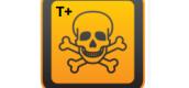 T+ (Muy tóxico)