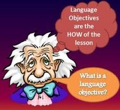 Pros for Content & Language Objectives