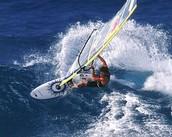 Seaside Surfing