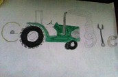 Hailey's Farming Themed Google Doodle