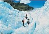 Fox Glacier!