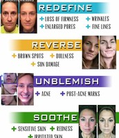 We have 4 amazing regimens for all skin care needs