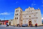 Churches of Comayagua