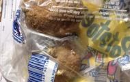 Moldy potatoes