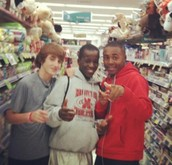 Chillin at walgreens