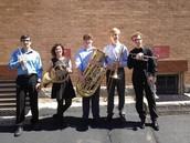 Atlantic Brass Quintet Seminar