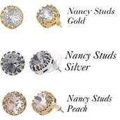 NANCY STUDS $24