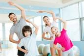Pasar y divertiros haciendo ejercicio!!