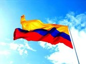 Colombia ' s flag