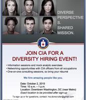 CIA Hiring Event