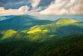 Appalachian Mts.