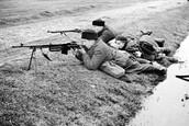 Обучение ополченцев. 1941г.