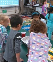 Making Oobleck!