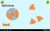 Build-a-fraction