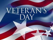Veteran's Day Event