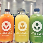 Off The Vine - 10% off Juice 4 Packs