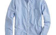 Azul Camisa