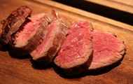 Under- cooked meat: don't eat it