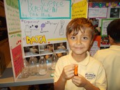 How is your child's science fair project coming along?