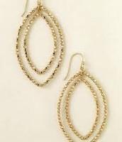 Bardot Hoop Earrings Orig. $34.00 NOW $12.00