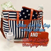 Order a Keep it in the Bag and receive a Make it Quick for FREE!