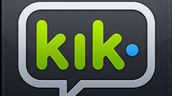 Download kik on your smartphone