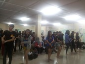 What's AIESEC without square dance?