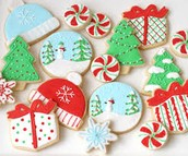 Eating our Sugar cookies will bring back all of your childhood memories