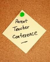Parent Conferences!